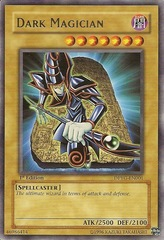 Dark Magician - DPYG-EN001 - Rare - Unlimited Edition