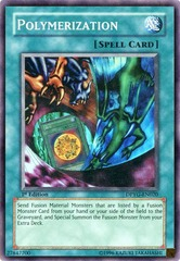 Polymerization - DPYG-EN020 - Super Rare - Unlimited Edition