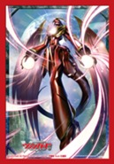 Cardfight! Vanguard Vol. 107 Transcendence Dragon, Dragonic Nouvelle Vague Sleeves (53ct)