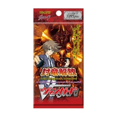 Booster Tech Vol. 11: Seal Dragons Unleashed Booster Pack