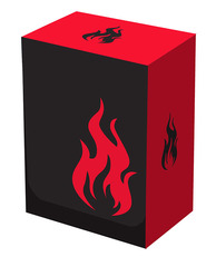 Iconic Fire Deck Box