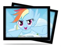 My Little Pony Rainbow Dash Ultra-Pro Standard Size Deck Protector Sleeves (65 ct)