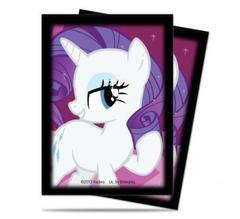 My Little Pony Rarity Ultra-Pro Standard Size Deck Protector Sleeves (65 ct)