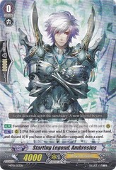 Starting Legend, Ambrosius - MT01/013EN - TD