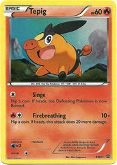 Tepig - BW07 - Promotional