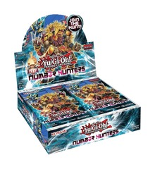 Number Hunters Unlimited Booster Box