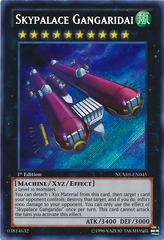 Skypalace Gangaridai - NUMH-EN045 - Secret Rare - Unlimited