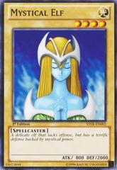 Mystical Elf - YSYR-EN002 - Common - 1st Edition