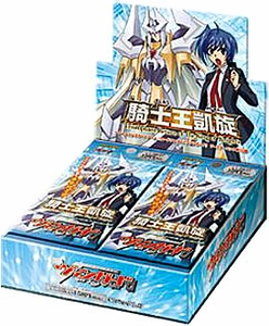 VGE-BT10 Triumphant Return of the King of Knights Booster Box