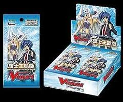 VGE-BT10 Triumphant Return of the King of Knights Booster Pack