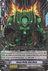 Beast Deity, Riot Horn - BT10/092EN - C