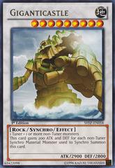 Giganticastle - SHSP-EN058 - Rare - Unlimited Edition