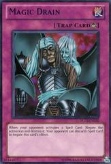 Magic Drain - Purple - DL13-EN020 - Rare - Unlimited Edition