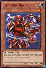 Crimson Ninja - Red - DL13-EN004 - Rare - Unlimited Edition