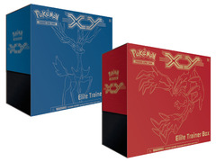 XY - Elite Trainer Box