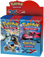 XY Base Set Booster Box