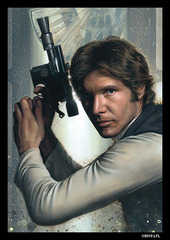 Art Sleeves - Han Solo (2) (50ct)