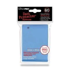 Ultra Pro Small Deck Protectors - Light Blue (60ct)