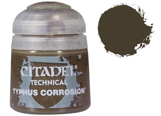 Typhus Corrosion