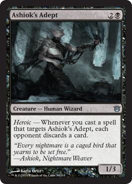 Ashioks Adept - Foil