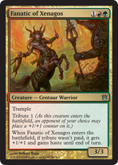 Fanatic of Xenagos - Foil