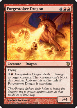 Forgestoker Dragon - Foil