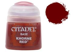 21-04 Base Khorne Red - 12ml