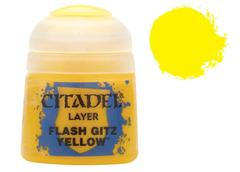22-02 Layer Flash Gitz Yellow - 12ml
