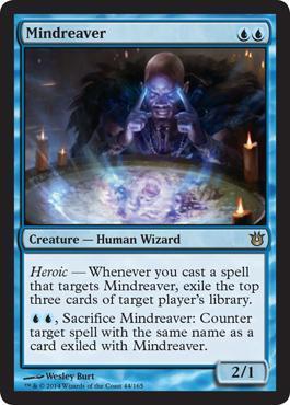 Mindreaver - Foil
