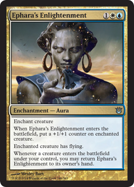 Epharas Enlightenment - Foil