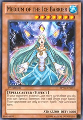 Medium of the Ice Barrier - BPW2-EN031 - Common - 1st Edition