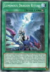 Luminous Dragon Ritual - LVAL-EN062 - Common - 1st Edition