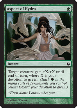 Aspect of Hydra - Foil