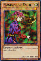 Magician of Faith - BP02-EN005 - Mosaic Rare - Unlimited