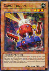 Card Trooper - BP02-EN048 - Mosaic Rare - Unlimited