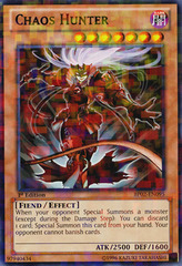 Chaos Hunter - BP02-EN095 - Mosaic Rare - Unlimited