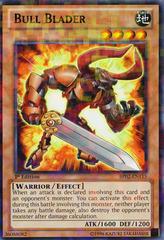 Bull Blader - BP02-EN115 - Mosaic Rare - Unlimited