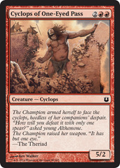 Cyclops of One-Eyed Pass - Foil