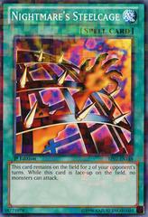 Nightmare's Steelcage - BP02-EN148 - Mosaic Rare - Unlimited