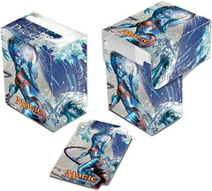 Ultra Pro Born of the Gods Kiora Top-Loading Deck Box