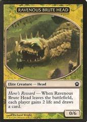 Ravenous Brute Head