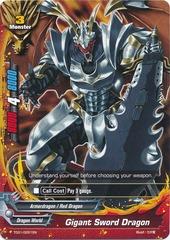 Gigant Sword Dragon- TD01/0001EN - C