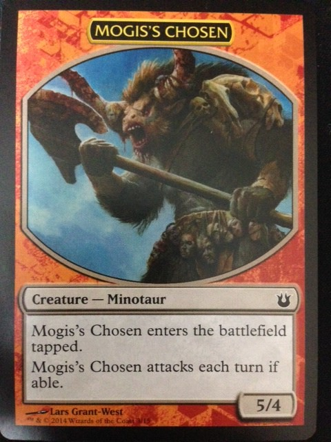 Mogiss Chosen