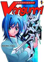 Cardfight!! Vanguard Graphic Novel Vol 01