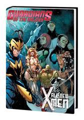 Gotg All New X Men Trial Of Jean Grey Prem Hc