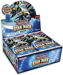 Yu-Gi-Oh Star Pack 2014 1st Edition Booster Box
