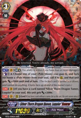 Silver Thorn Dragon Queen, Luquier