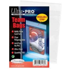 Ultra Pro Resealable Team Bags (Small) [#81130]
