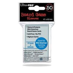 Ultra PRO - Mini Board Game Sleeves - 50ct