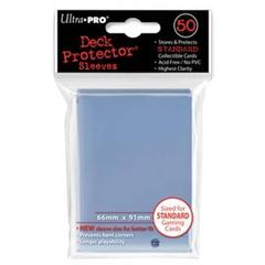 Clear Standard Deck Protectors - 50ct